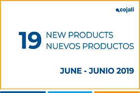 New Cojali Products June 2019